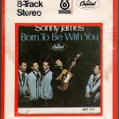 Sonny James - Born To Be With You 1968 CAPITOL Sealed 8-track tape