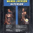 Wanda Jackson - In Person Sealed 8-track tape