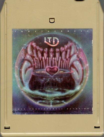 L.T.D. - Togetherness 8-track tape