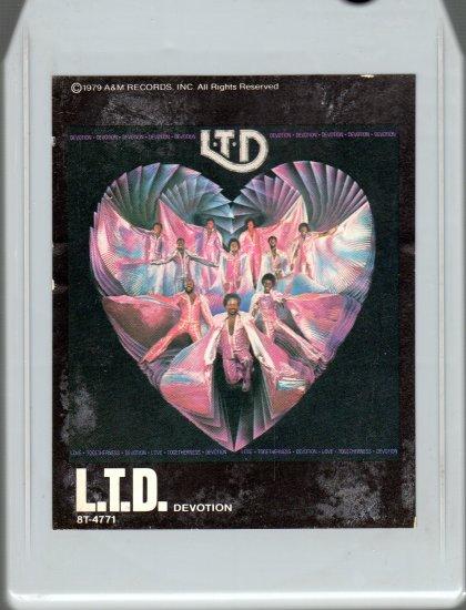 L.T.D. - Devotion 8-track tape