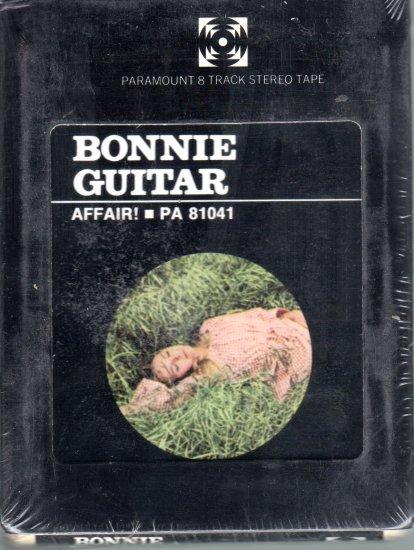 Bonnie Guitar - Affair ! Sealed 8-track tape