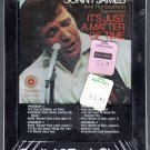 Sonny James - Its Just A Matter Of Time 1970 CAPITOL Sealed 8-track tape