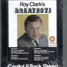 Roy Clark - Roy Clark's Greatest Sealed 8-track tape