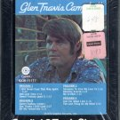 Glen Campbell - Glen Travis Campbell Sealed 8-track tape