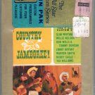 Country Jamboree - Various Artists Sealed 8-track tape
