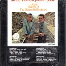 Merle Travis & Johnny Bond - Great Songs Of The Delmore Brothers Sealed 8-track tape