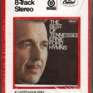 Tennessee Ernie Ford - The Best Of Tennessee Ernie Ford Hymns Sealed 8-track tape