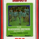 The Blackwood Brothers Quartet - Featuring London Parris Sealed 8-track tape