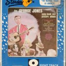 The George Jones Songbook & Picture Album Sealed Starday L55-401 RARE 8-track tape