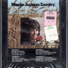 Wanda Jackson - Wanda Jackson Country Sealed 8-track tape