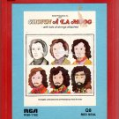 Hans Wurman - Chopin A La Moog Quadraphonic 8-track tape