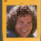 "David Gates of Bread - "" First "" Solo Album Quadraphonic 8-track tape"