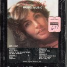 Helen Reddy - Music, Music Sealed 8-track tape