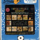 Unforgettable Country Instrumentals - Various Artists Starday L55-277 8-track tape