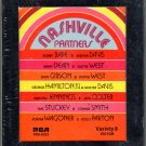 Nashville Partners - Various Artists Sealed 8-track tape