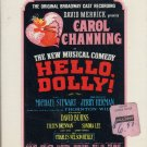 Hello Dolly - Original Broadway Cast Recording Sealed 8-track tape