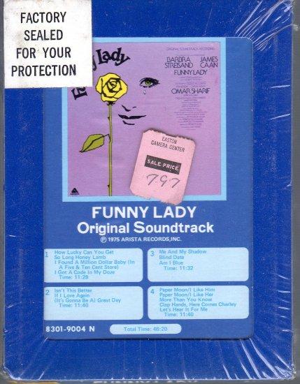 Funny Lady - Original Soundtrack Sealed 8-track tape