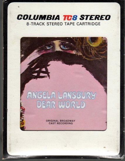 Angela Lansbury - Dear World Sealed 8-track tape