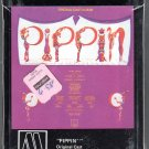 Pippin  - Original Cast Recording Sealed 8-track tape