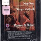 Romeo & Juliet - Music From The Soundtrack 1968 CAPITOL Sealed 8-track tape