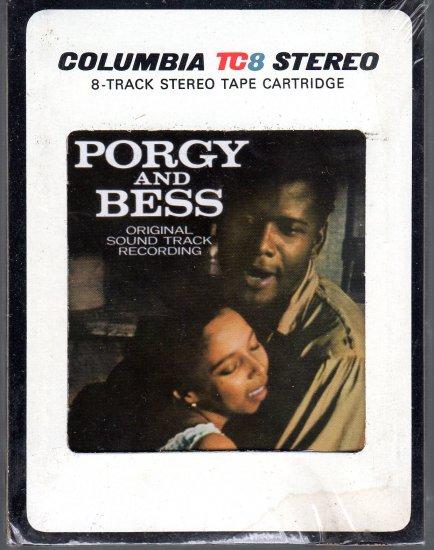 Porgy And Bess - Original Soundtrack Recording Sealed 8-track tape