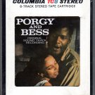 Porgy And Bess - Original Soundtrack Recording Sealed 8-track tape