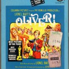 Oliver - Original Soundtrack 1968 Sealed Colgems 8-track tape