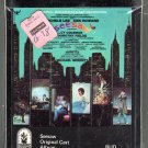 Seesaw - Original Cast Album Sealed 8-track tape