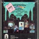 Seesaw - Original Cast Album Sealed 8-track tape