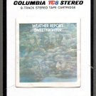 Weather Report - Streetnighter 8-track tape
