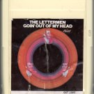 The Lettermen - Goin' Out Of My Head 1968 ( Capitol ) 8-track tape