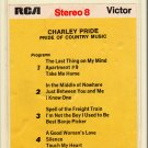 Charley Pride - Pride Of Country Music Country 8-track tape