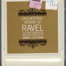 Andre' Cluytens - Orchestral Works Of Maurice Ravel Sealed A27 8-track tape