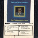 George Beverly Shea - The Old Rugged Cross 8-track tape