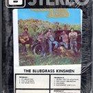 The Bluegrass Kinsmen - The Bluegrass Kinsmen Sealed 8-track tape