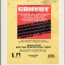 Convoy - Music From The Motion Picture Various Artists 8-track tape