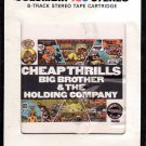 Big Brother & The Holding Company - Cheap Thrills 1968 CBS 8-track tape
