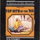 Top Hits Of The 50's Vol 2 - Various Artists Realistic 8-track tape