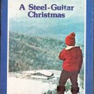 A Steel Guitar Christmas - Various Christmas Pickins' Sealed Gusto 8-track tape
