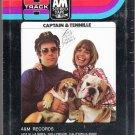 Captain & Tennille - Love Will Keep Us Together Sealed 8-track tape