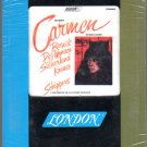 Resnik, Del Monaco, Sutherland, Krause and  - Bizet Carmen Highlights Sealed 8-track tape