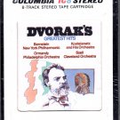 Bernstein, Ormandy, Kostelanetz and Szell - Dvorak's Greatest Hits Sealed 8-track tape