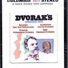 Bernstein, Ormandy, Kostelanetz and Szell - Dvorak's Greatest Hits Sealed 8-track tape