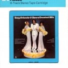 Tony Orlando & Dawn - Greatest Hits 8-track tape