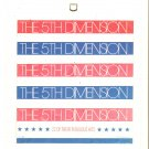 The 5th Dimension - 22 Of Their Fabulous Hits 8-track tape