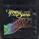 Wings Of Sound - Various Pop Rock Artists 8-track tape