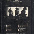The J. Geils Band - Monkey Island 8-track tape