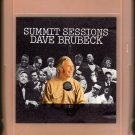 Dave Brubeck - Summit Sessions 8-track tape