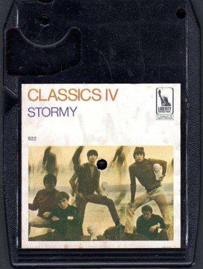 Classics IV - Stormy 8-track tape