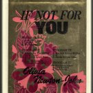 Olivia Newton-John - If Not For You ( Alpine ) 8-track tape